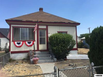Sparks Single Family Home Active/Pending-Loan: 324 Victorian Ave