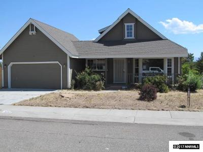 Carson City Single Family Home For Sale: 3347 Coloma Dr