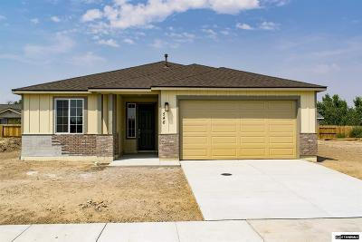 Fernley Single Family Home For Sale: 546 Osprey Way