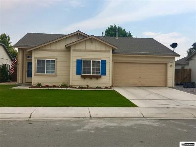 Fernley Single Family Home For Sale: 273 Fallen Leaf Lane