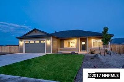 Dayton Single Family Home For Sale: 913 Saguaro #Lot #114