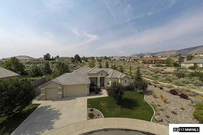 Reno Single Family Home For Sale: 540 S Elk River Court