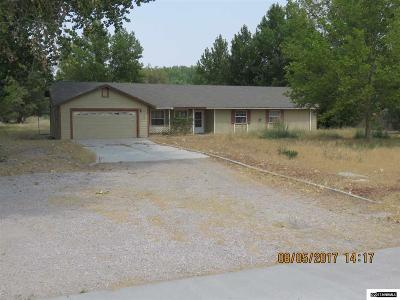 Fallon Single Family Home Active/Pending-Short Sale: 5310 Bottom Rd