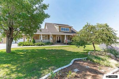 Reno Single Family Home Price Reduced: 419 Alamosa Drive