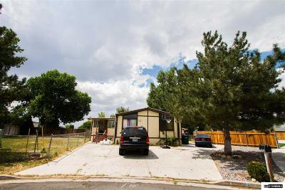 Reno Manufactured Home Active/Pending-Loan: 471 Niles Ct.