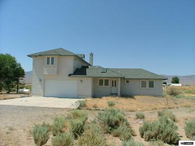 Stagecoach Single Family Home Active/Pending-Loan: 8000 Snafu Dr.