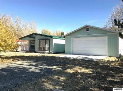 Winnemucca NV Manufactured Home For Sale: $149,000