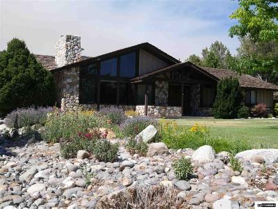 Single Family Home For Sale: 3155 W Hidden Valley Dr
