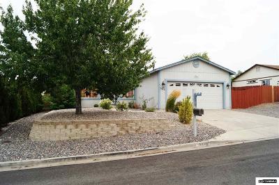 Sun Valley Single Family Home Active/Pending-Loan: 5773 Sculptor Ct