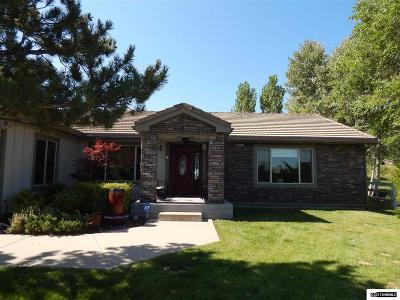 Carson City Single Family Home Active/Pending-Loan: 3612 Lakeview
