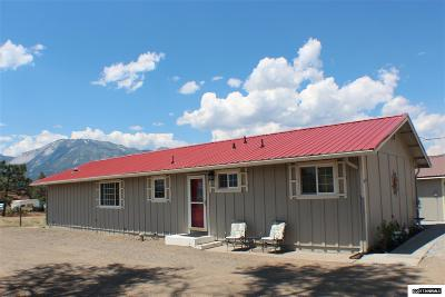 Washoe County Single Family Home Active/Pending-Loan: 395 Puma Dr