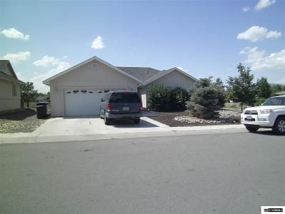Fernley NV Single Family Home For Sale: $240,000