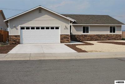 Fernley Single Family Home For Sale: 1918 Driver Court