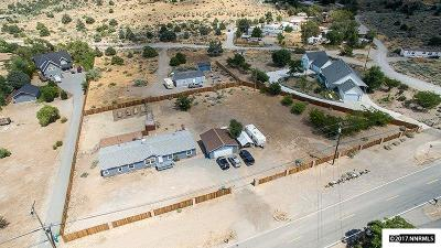 Reno Manufactured Home For Sale: 15570 Toll Road