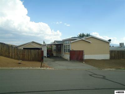 Reno Manufactured Home Active/Pending-Loan: 1660 Rockchuck