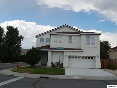 Carson City Single Family Home For Sale: 1158 Windridge Dr