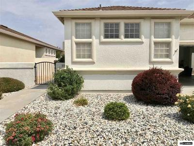 Carson City Single Family Home Active/Pending-Loan: 1044 Bandtail