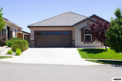 Reno Single Family Home Active/Pending-House: 1440 Orchard Park Trail