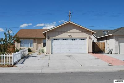 Fernley Single Family Home For Sale: 2112 Fort Bridger Road