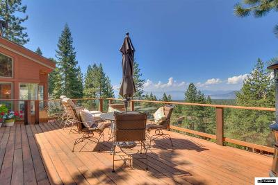 Incline Village Single Family Home For Sale: 455 Fairview Boulevard
