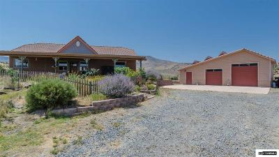 Reno Single Family Home For Sale: 3415 Basque Oven Rd