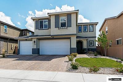 Reno Single Family Home Back On Market: 2860 Bonfire Ln