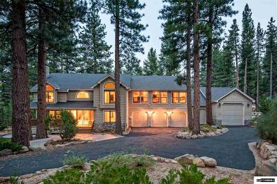 Washoe County Single Family Home For Sale: 17010 Mountain Bluebird