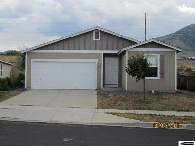 Reno Single Family Home Active/Pending-Call: 7750 Mariner Cove Dr #Reno, NV