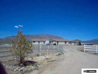 Reno Manufactured Home For Sale: 4930 Rangeland Road