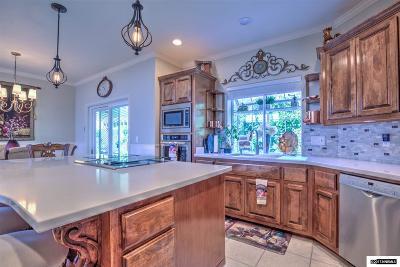Carson City Single Family Home For Sale: 1272 Crain St.