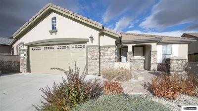 Reno Single Family Home For Sale: 1840 Evergreen Ridge Way
