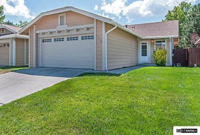 Washoe County Single Family Home Active/Pending-Loan: 7519 Devonshire