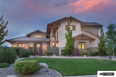 Washoe County Single Family Home For Sale: 3885 Boulder Patch