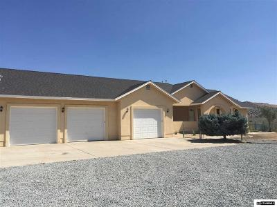 Reno Single Family Home For Sale: 9310 Matterhorn Drive