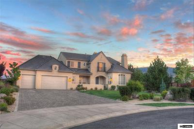 Washoe County Single Family Home For Sale: 1740 Timaru Ct