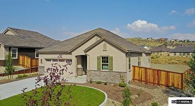 Washoe County Single Family Home For Sale: 2006 Back Nine Trail