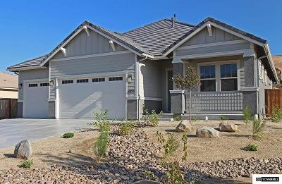 Washoe County Single Family Home For Sale: 2056 Back Nine Trail