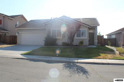 Fernley Single Family Home Active/Pending-Loan: 1782 Walnut