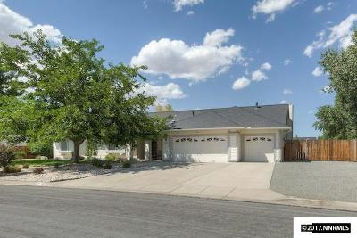 Sparks Single Family Home New: 25 Bridle Path Terrace