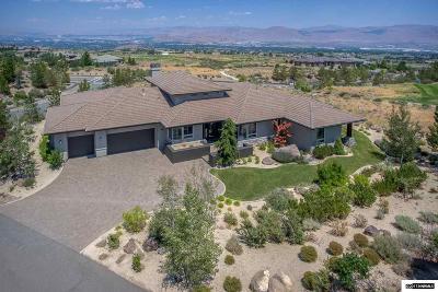 Reno Single Family Home For Sale: 10172 Indian Ridge