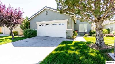 Reno Single Family Home New: 10430 Rockport Lane #NV