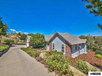 Carson City County Single Family Home Active/Pending-Loan: 4731 Fox Creek