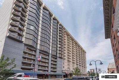 Washoe County Condo/Townhouse Active/Pending-Loan: 200 W 2nd Street #1410