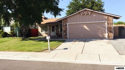 Sparks Single Family Home Active/Pending-Loan: 2011 Sycamore Glen