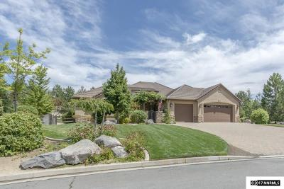 Reno Single Family Home For Sale: 1740 Dakota Ridge Court