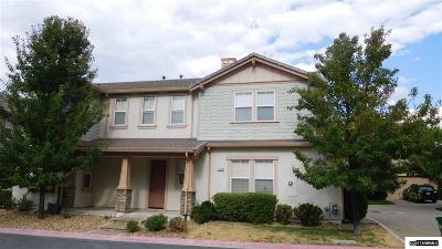 Reno Single Family Home New: 1620 Sawtooth Trail