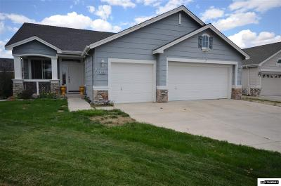 Reno Single Family Home Active/Pending-House: 10060 Grosse Point Court