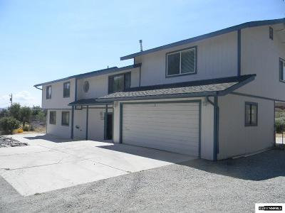 Reno Single Family Home Extended: 10455 Bounder Ln