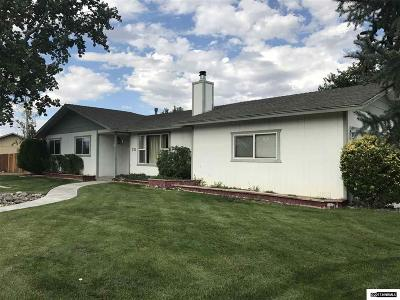 Gardnerville Single Family Home New: 721 Addler