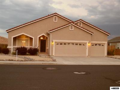 Reno Single Family Home New: 5132 Northern Lights Dr.